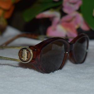 Vintage Retro Fendi Janus Sunglasses